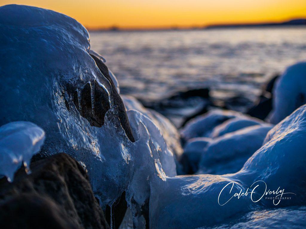 Lake Superior Sunset Duluth 2019