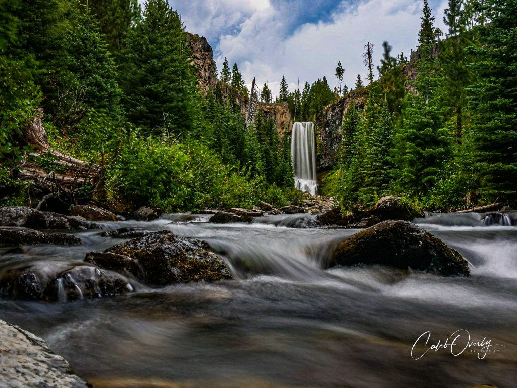 Tumalo Falls Bend Oregon 2020