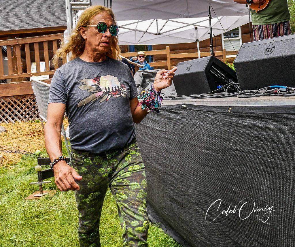 David Huckfelt - Blue Ox 2019