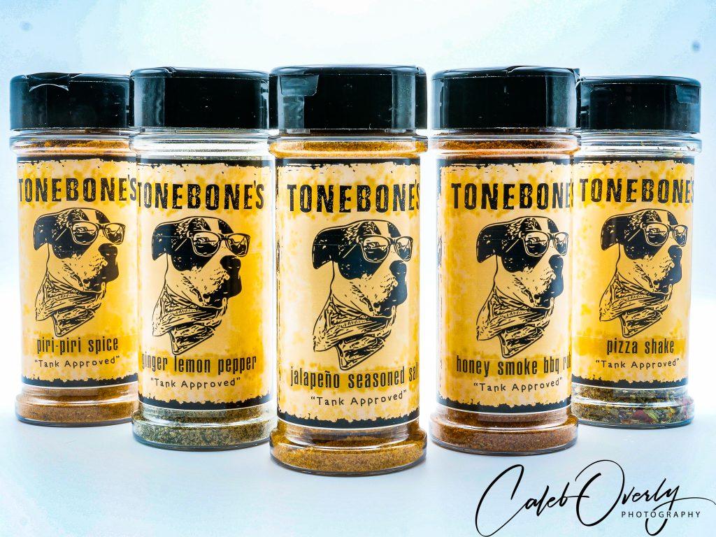 Tonebones Spices