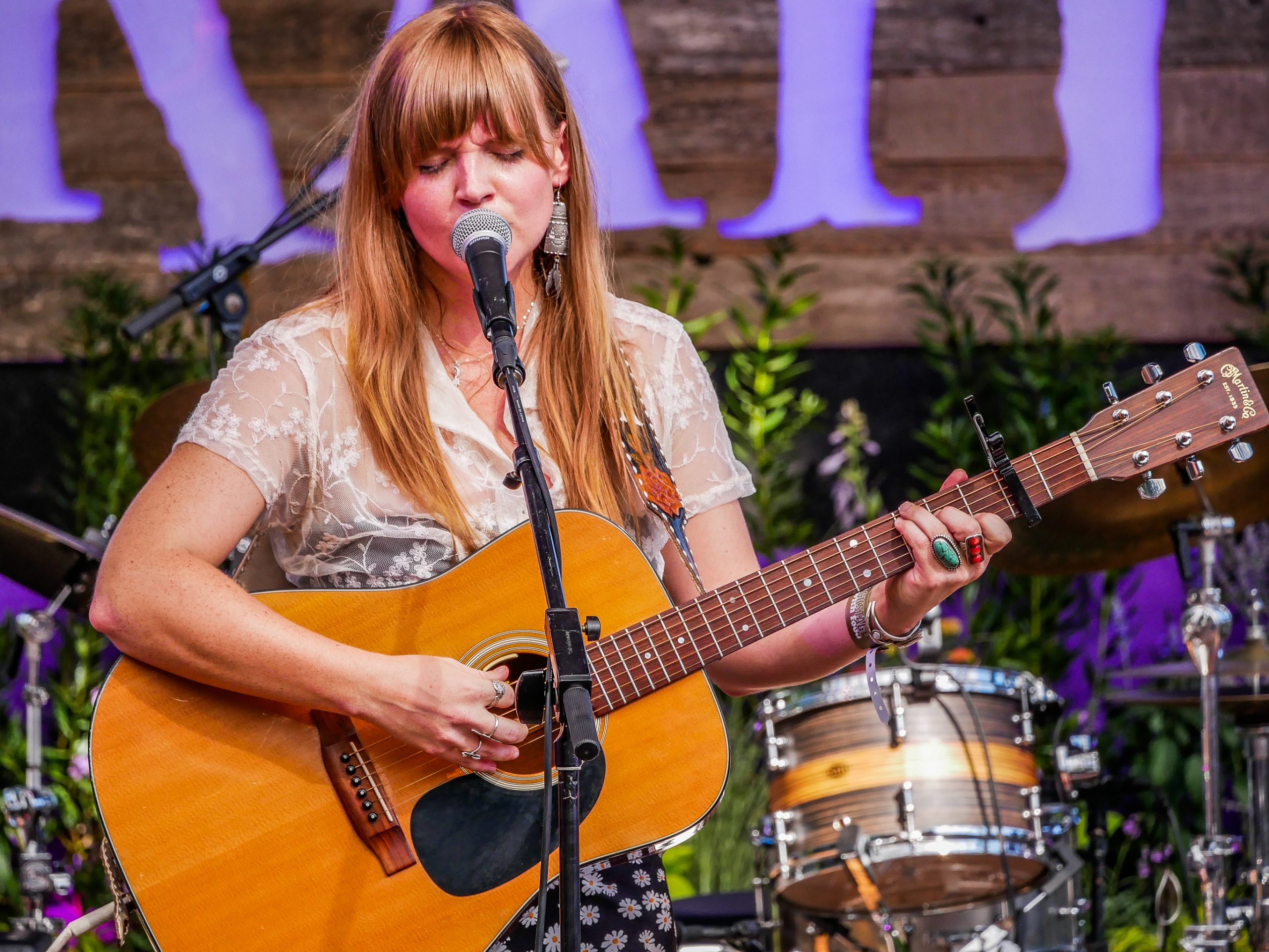 Courtney Marie Andrews - Pickathon 2019